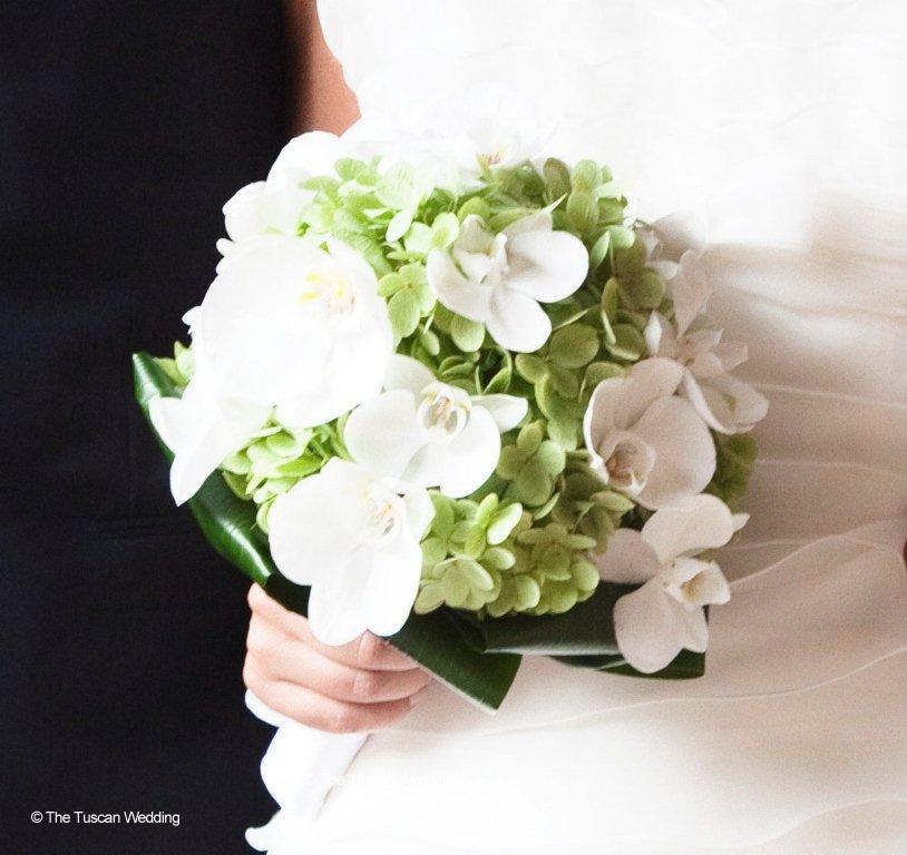 Bouquet Sposa Bianco E Verde.Bouquet Sposa Bianco E Verde The Tuscan Wedding